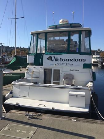 1995 CARVER 390 CPMY Motor Yacht 1963419