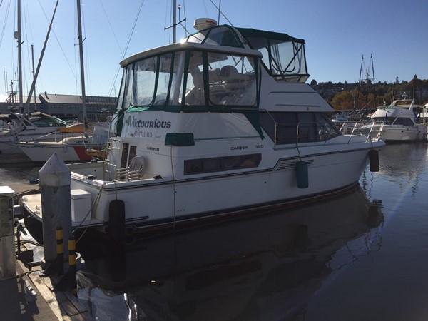1995 CARVER 390 CPMY Motor Yacht 1963420