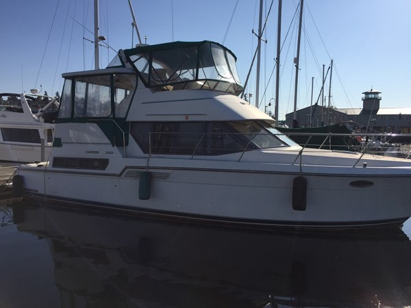 1995 CARVER 390 CPMY Motor Yacht 1963421