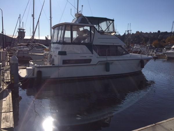 1995 CARVER 390 CPMY Motor Yacht 1963442