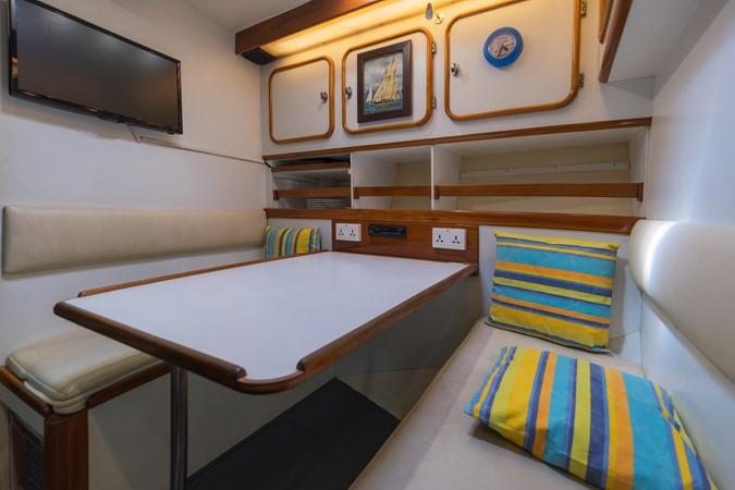 Maxi 88 Taronga crew area 1991 CIM SHIPYARD  Cruising Sailboat 1963773