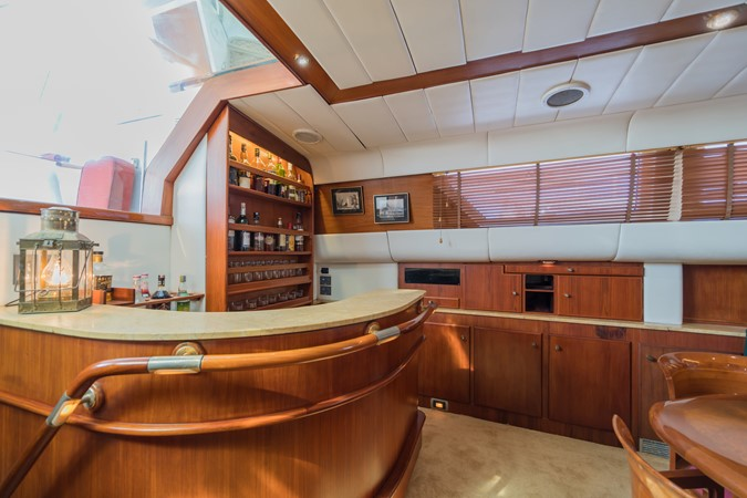 Maxi 88 Taronga bar 1991 CIM SHIPYARD  Cruising Sailboat 1963777