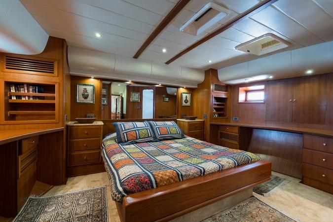 Maxi 88 Taronga Master bedroom 1991 CIM SHIPYARD  Cruising Sailboat 1963782