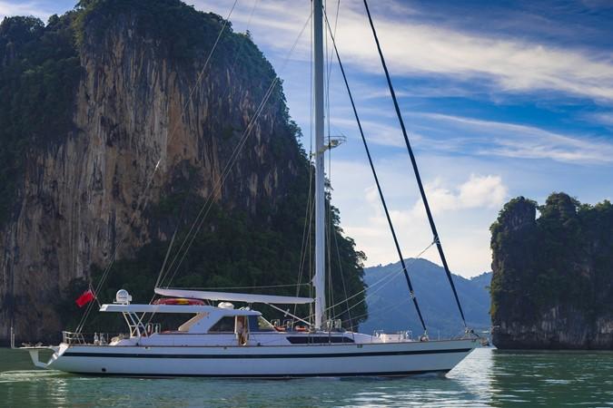 Maxi 88 Taronga 1991 CIM SHIPYARD  Cruising Sailboat 1963786