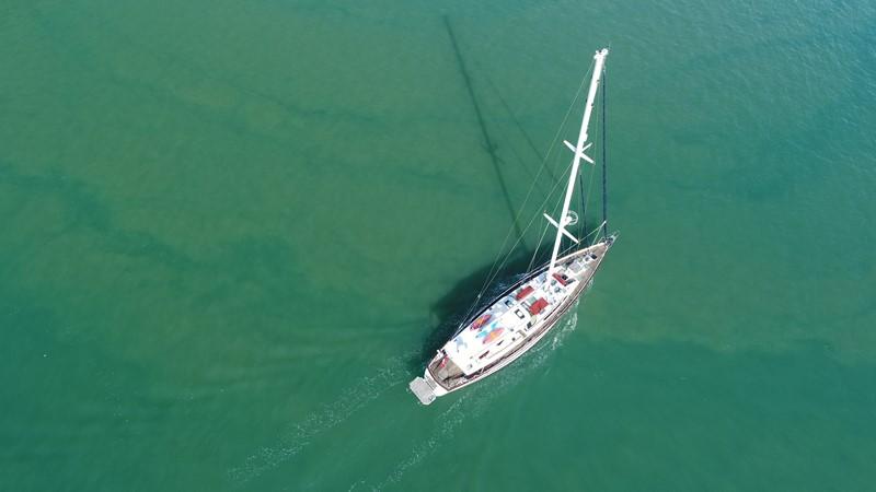 Maxi 88 Taronga 1991 CIM SHIPYARD  Cruising Sailboat 1963788