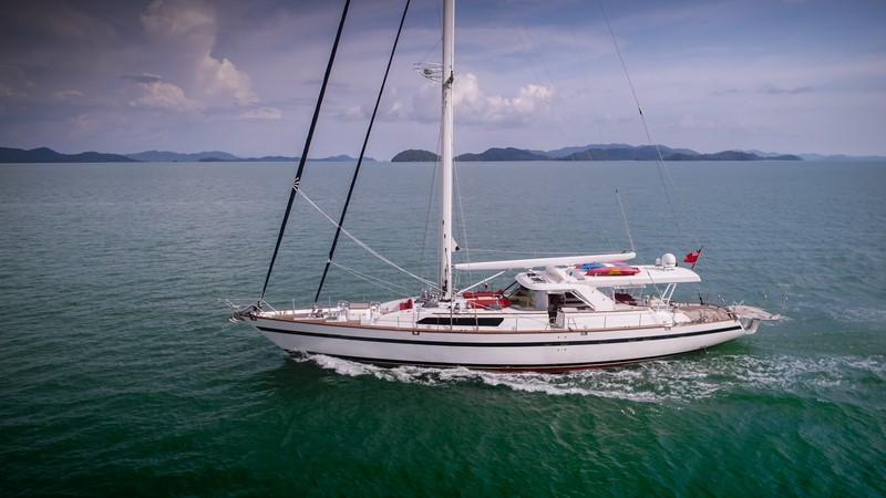 Maxi 88 Taronga 1991 CIM SHIPYARD  Cruising Sailboat 1963789