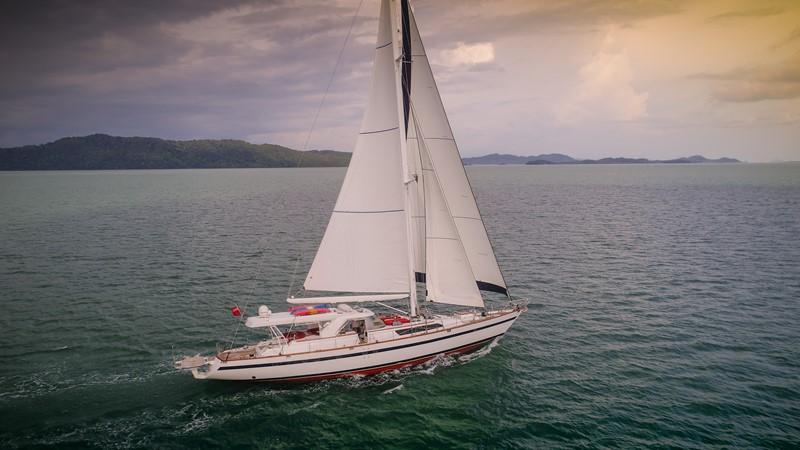 Maxi 88 Taronga 1991 CIM SHIPYARD  Cruising Sailboat 1963791