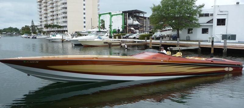 2011 CIGARETTE Marauder High Performance 1967935