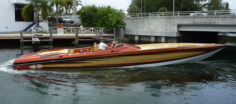 2011 CIGARETTE Marauder High Performance 1967940