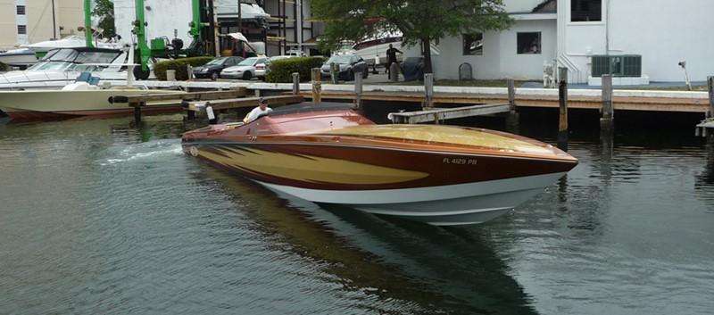 2011 CIGARETTE Marauder High Performance 1967942