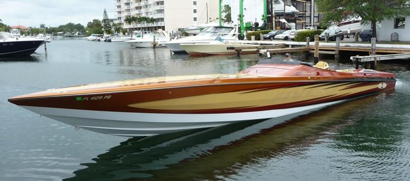 2011 CIGARETTE Marauder High Performance 1967943