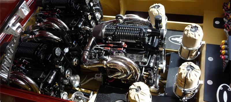 2011 CIGARETTE Marauder High Performance 1967955