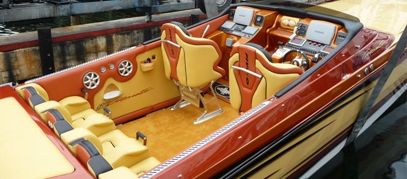 2011 CIGARETTE Marauder High Performance 1967957