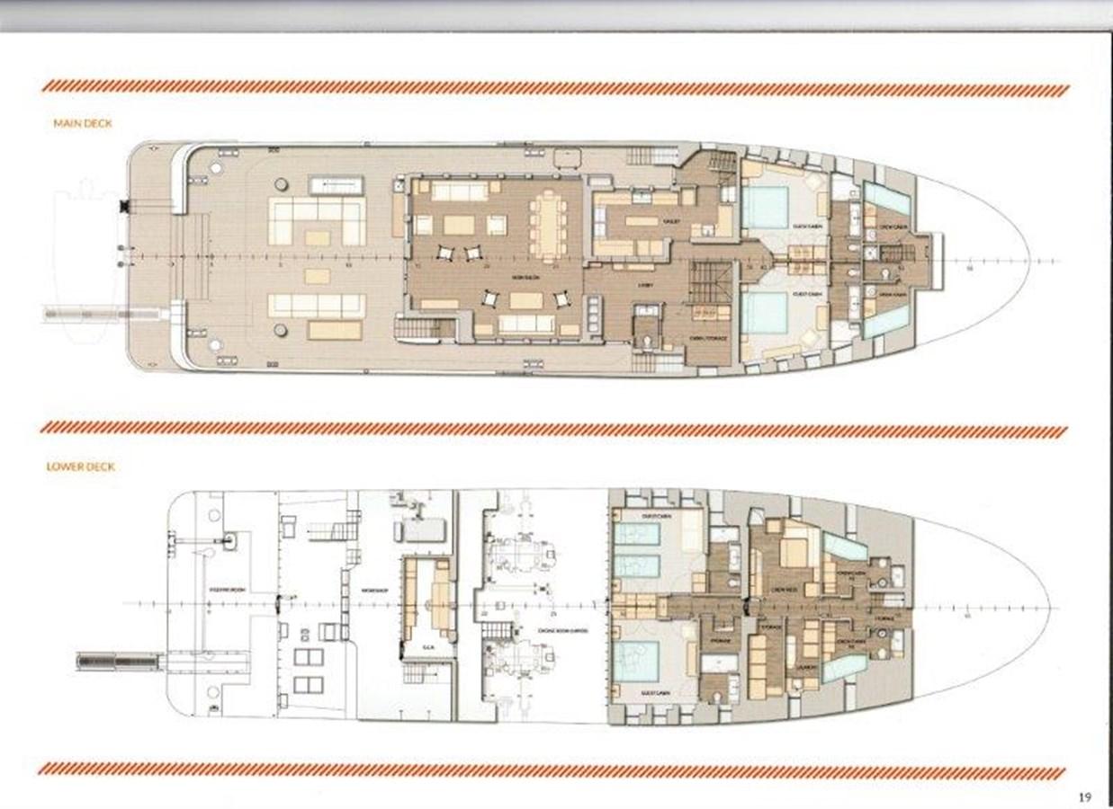 GA Main and Lower Decks 2021 OCEAN KING   1987215