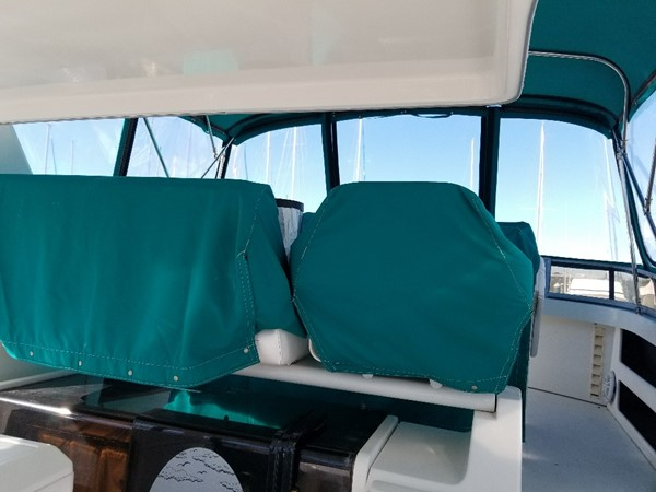 1996 CARVER 400 Cockpit Motoryacht Motor Yacht 2067217