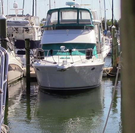 1996 CARVER 400 Cockpit Motoryacht Motor Yacht 2067247