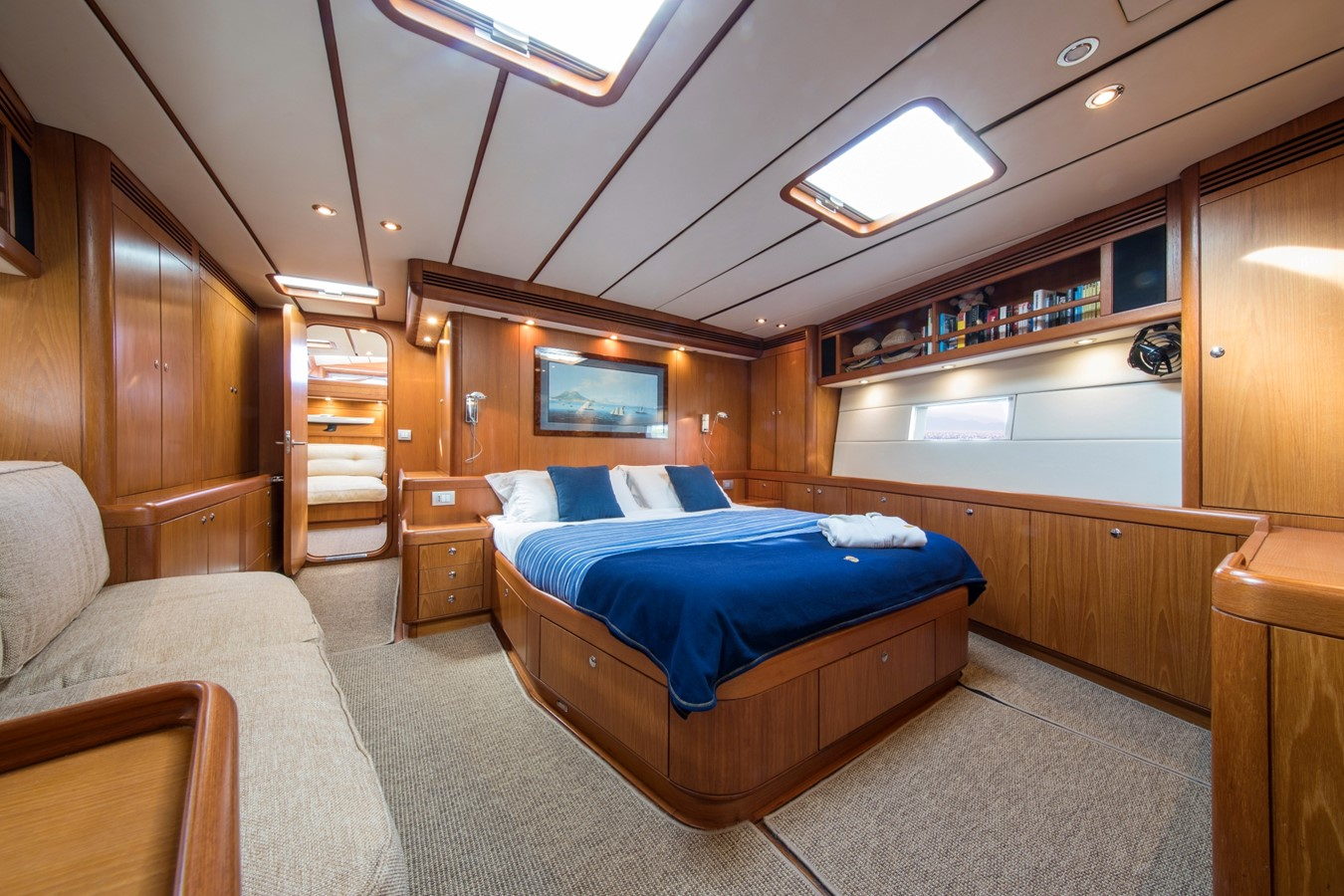 2006 SOUTHERN WIND SHIPYARDS 100 DS Performance Sailboat 2018057