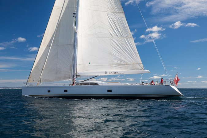 2006 SOUTHERN WIND SHIPYARDS 100 DS Performance Sailboat 2018082