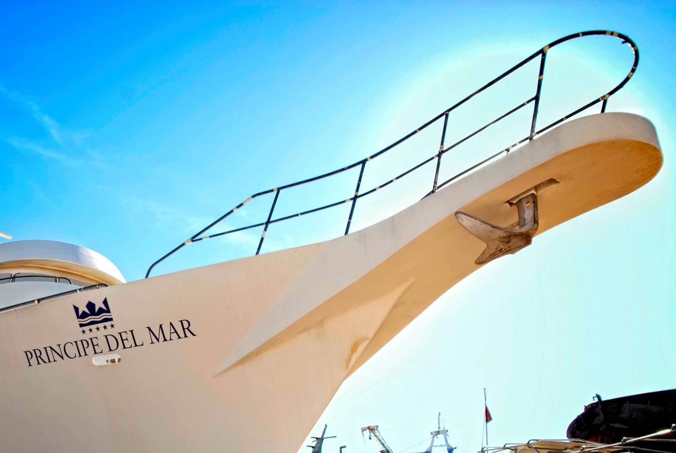 Principe Del Mar yacht for sale