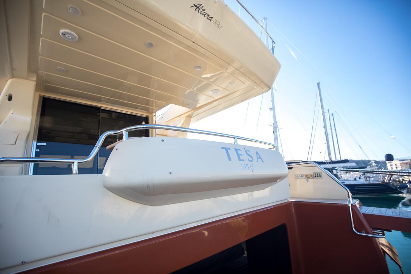 2008 FERRETTI YACHTS  Cruiser 1980701