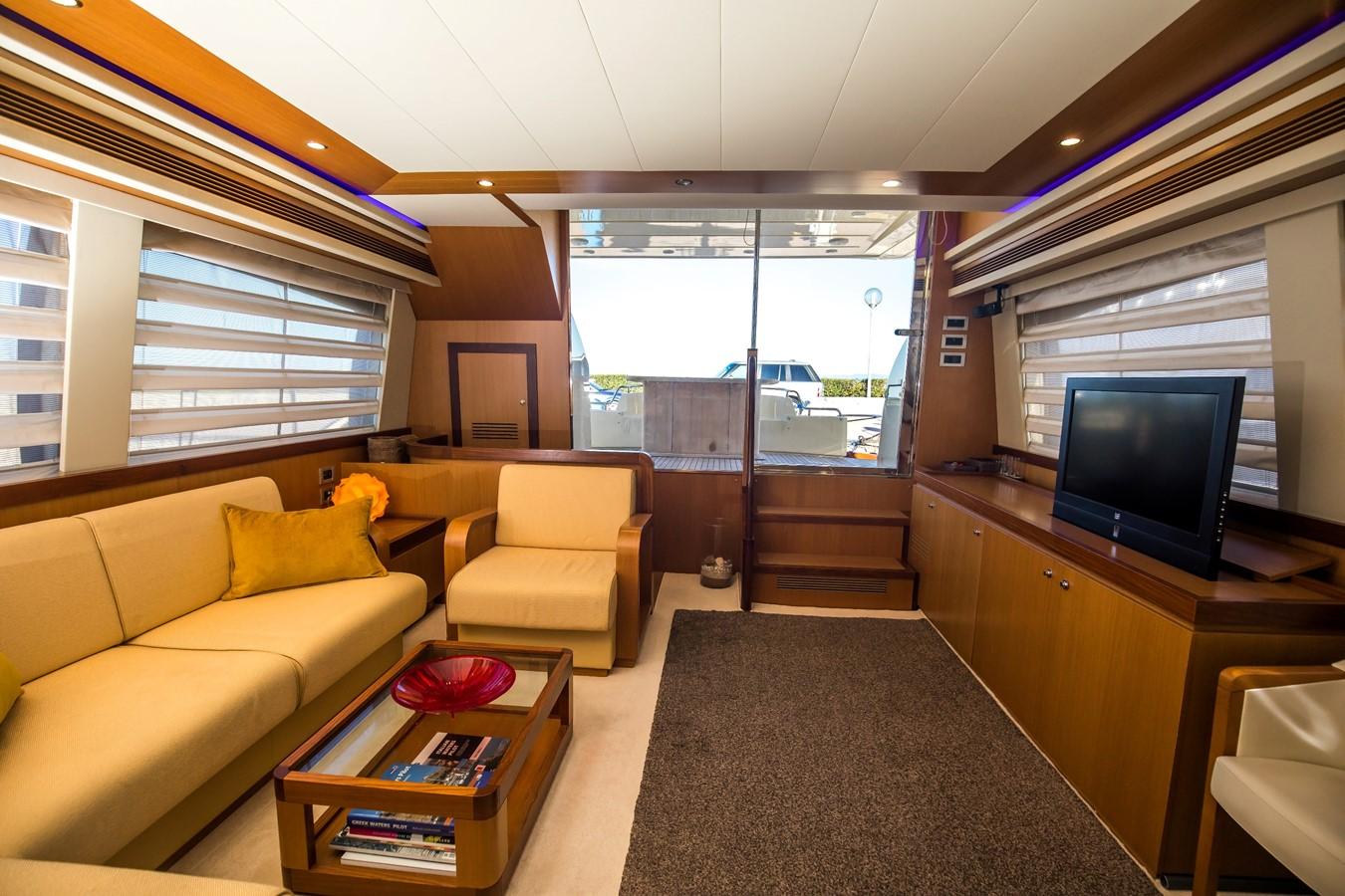 2008 FERRETTI YACHTS  Cruiser 1980708