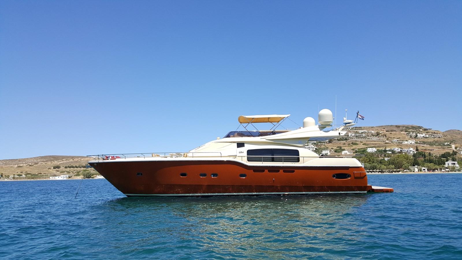 2008 FERRETTI YACHTS  Cruiser 2878529
