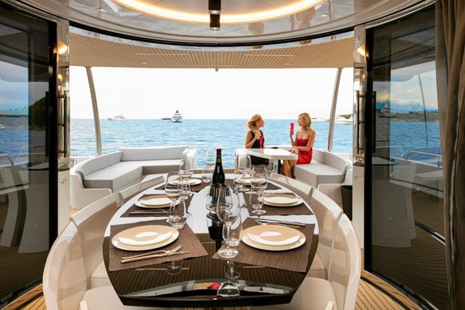 2018 CANADOS 808 Maximus Motor Yacht 2009348