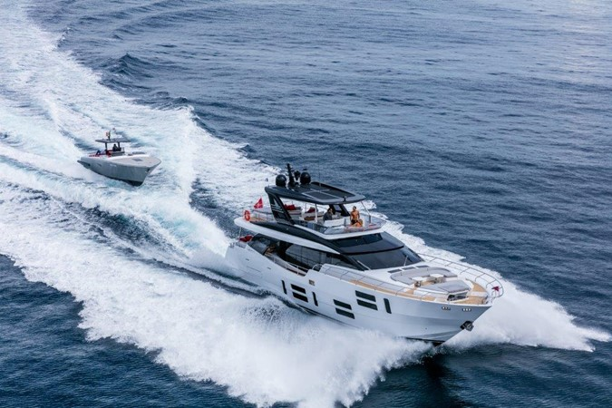 2018 CANADOS 808 Maximus Motor Yacht 2009384