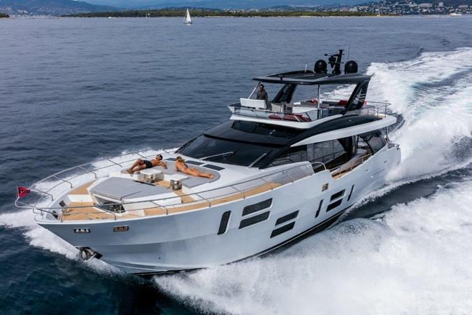 2018 CANADOS 808 Maximus Motor Yacht 2009385