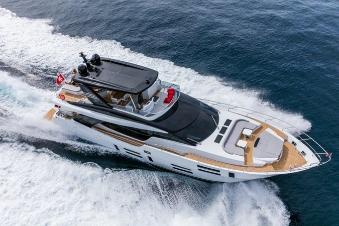 2018 CANADOS 808 Maximus Motor Yacht 2009388