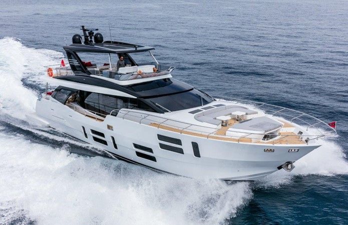 2018 CANADOS 808 Maximus Motor Yacht 2009389