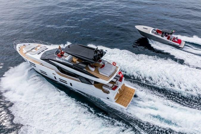 2018 CANADOS 808 Maximus Motor Yacht 2009390