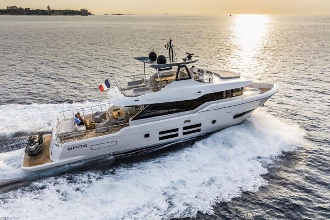 2018 CANADOS Oceanic GT Motor Yacht 2009571