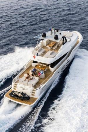2018 CANADOS Oceanic GT Motor Yacht 2009574