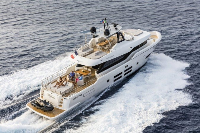 2018 CANADOS Oceanic GT Motor Yacht 2009576