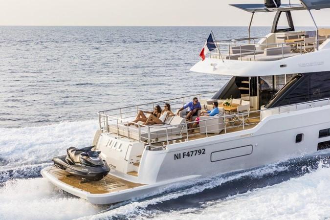 2018 CANADOS Oceanic GT Motor Yacht 2009577