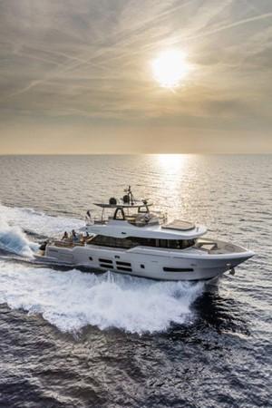 2018 CANADOS Oceanic GT Motor Yacht 2009578