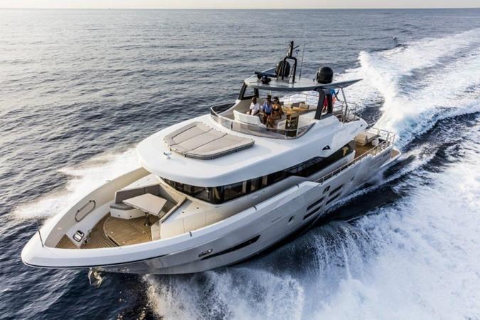 2018 CANADOS Oceanic GT Motor Yacht 2009579