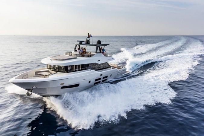 2018 CANADOS Oceanic GT Motor Yacht 2009581