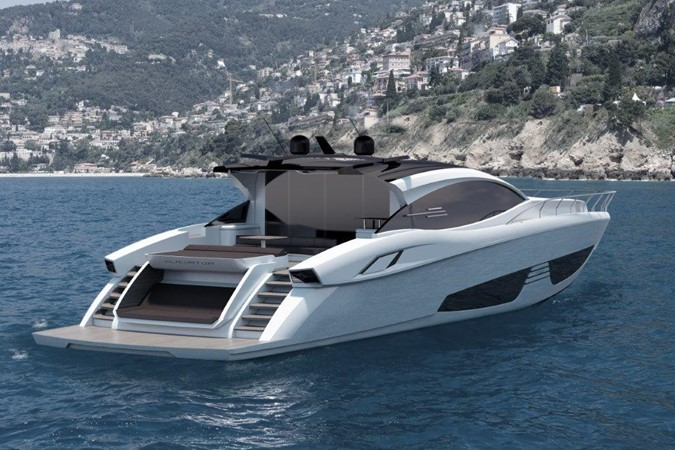 2018 CANADOS Gladiator Motor Yacht 2009663