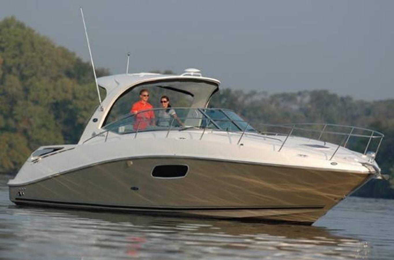 2008 SEA RAY  Condition  New    Used Length*    37.5  ft Year*  2008 Cruiser 1984285