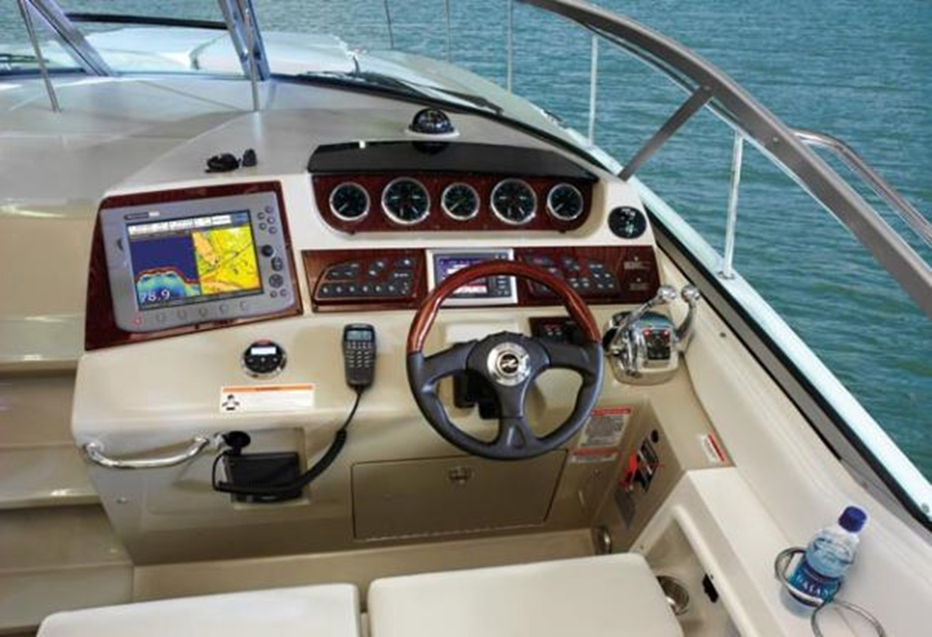 2008 SEA RAY  Condition  New    Used Length*    37.5  ft Year*  2008 Cruiser 1984287