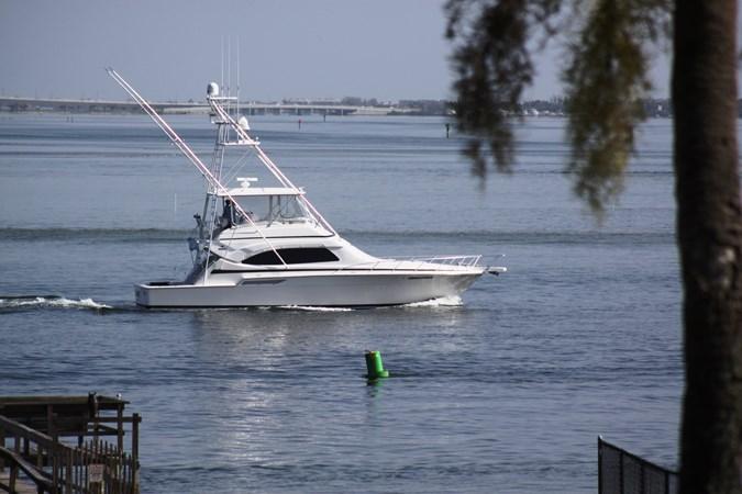 2000 BERTRAM Sportfish Sport Fisherman 1988534