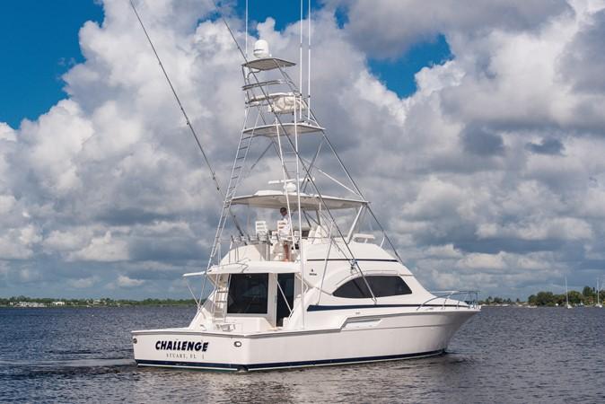 2000 BERTRAM Sportfish Sport Fisherman 2339419