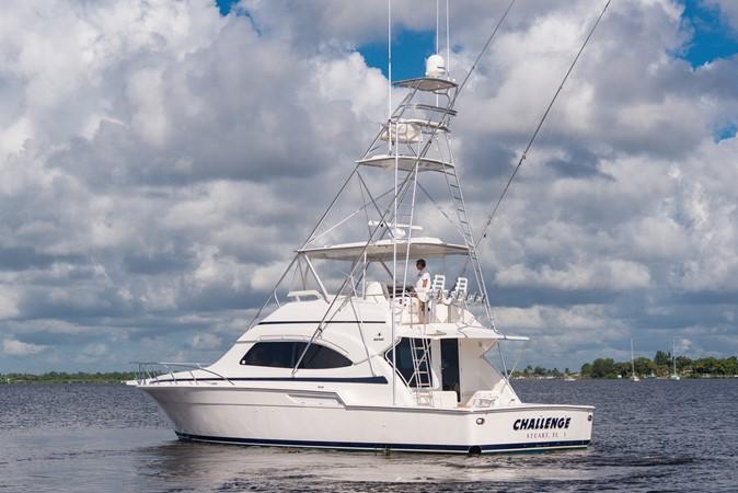 2000 BERTRAM Sportfish Sport Fisherman 2339420