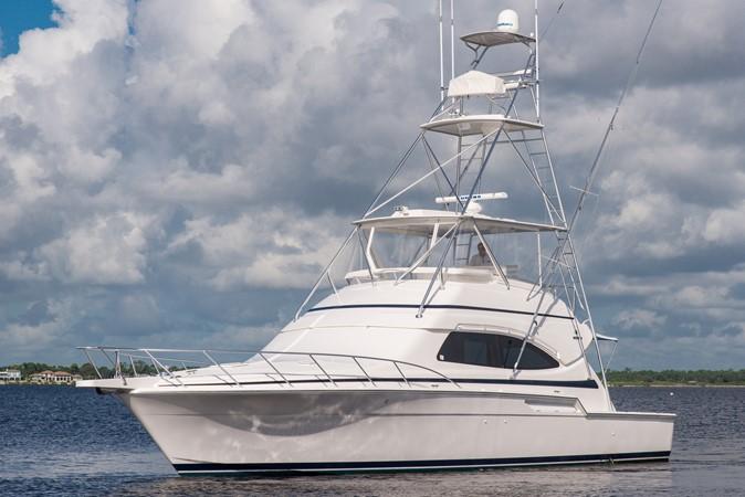2000 BERTRAM Sportfish Sport Fisherman 2339422
