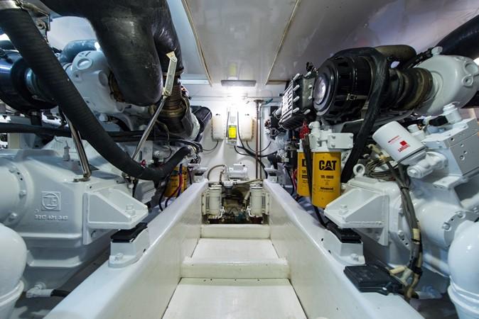 2000 BERTRAM Sportfish Sport Fisherman 2339468