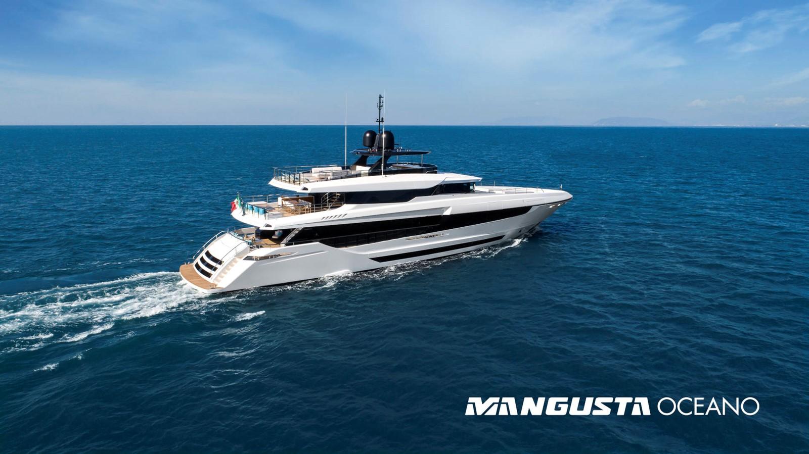 2021 OVERMARINE GROUP  Mega Yacht 2570560