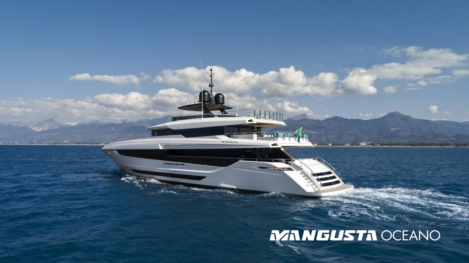 2021 OVERMARINE GROUP  Mega Yacht 2570561