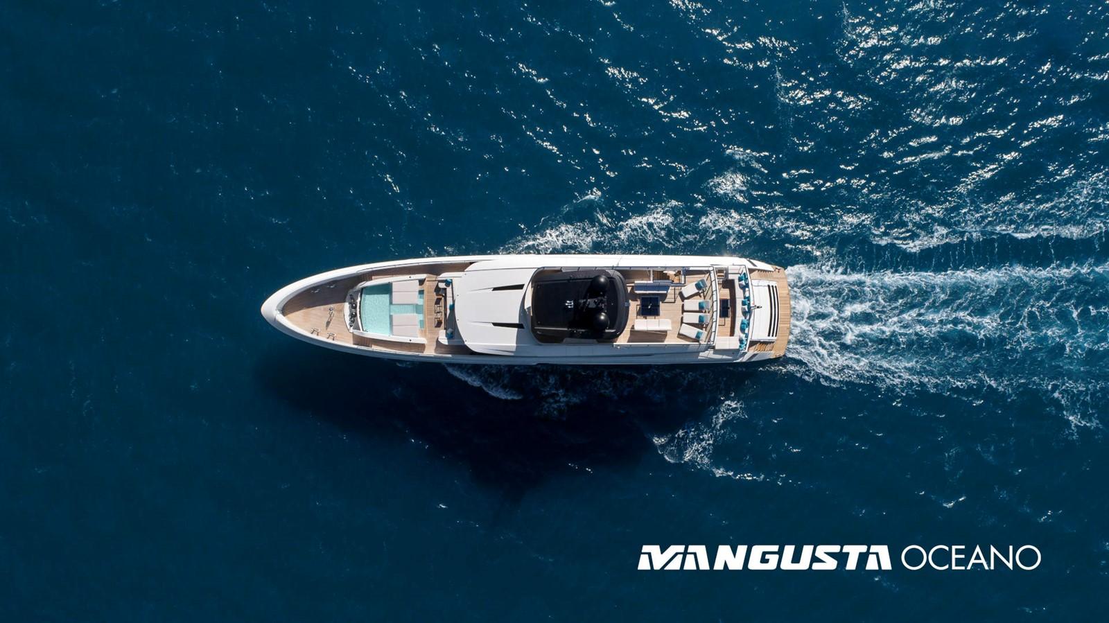 2021 OVERMARINE GROUP  Mega Yacht 2570565